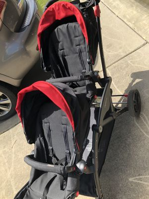 Contours double stroller for Sale in High Point, NC