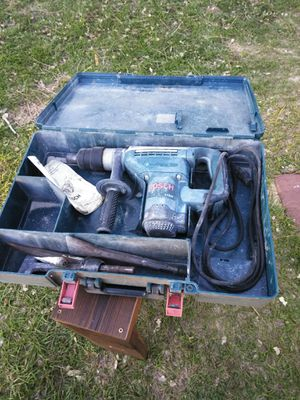Boschhammer with case for Sale in Babson Park, FL