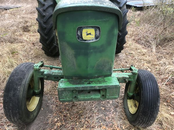 John Deere tractor for parts(price negotiable)