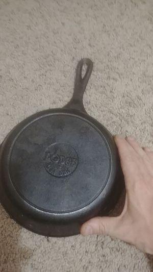 Cast Iron Skillet for Sale in Gilbert, AZ