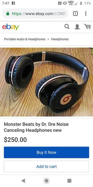 Monster beats for Sale in Davenport, IA