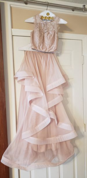 Formal dress size 0 for Sale in Hanover, MD