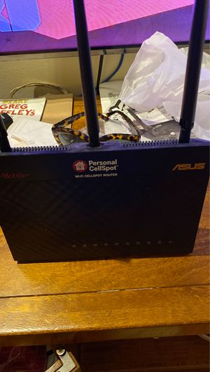 ASUS router for Sale in Philadelphia, PA