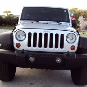 Amazing Vehicle 2007 Jeep Wrangler for Sale in San Francisco, CA