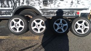 2004 Ford mustang factory wheels for Sale in Fort Meade, MD