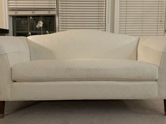 White Sofa Heavy Duty Quality Couch for Sale in Southfield,  MI
