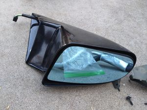 1993-2002 Black Pontiac Trans Am or Firebird driver mirror for Sale in Buena Park, CA