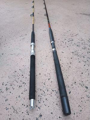 Star fishing rods...read description for Sale in Pembroke Pines, FL