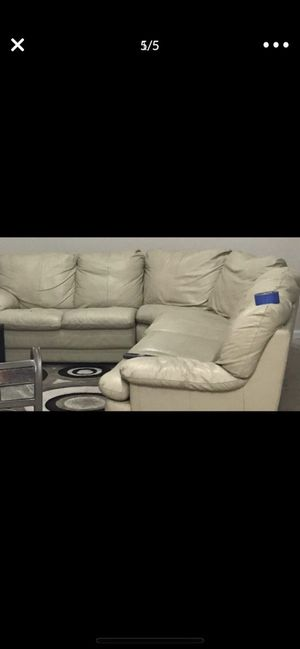 Free sectional couches for Sale in Lake in the Hills, IL