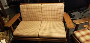 Antique couch and chair 3pc set for Sale in Webster, MA