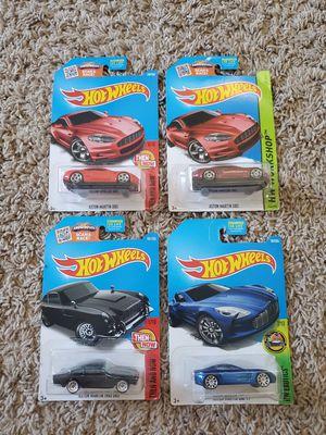 Aston Martin Hot Wheels for Sale for Sale in Fullerton, CA