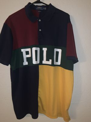 Polo Ralph Lauren square shirt for Sale in Ontario, CA