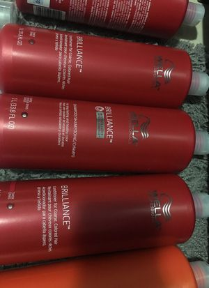 WELLA shampoo & conditioner for Sale in Miami, FL