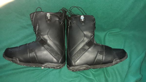 540 brand snowmobile boots men size 13