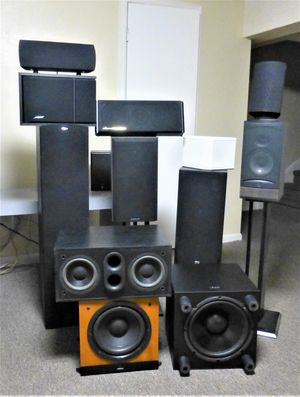 Klipsch,Definitive, Energy,Infinity,Polk, JBL- NEW LISTINGS for Sale in Aurora, CO