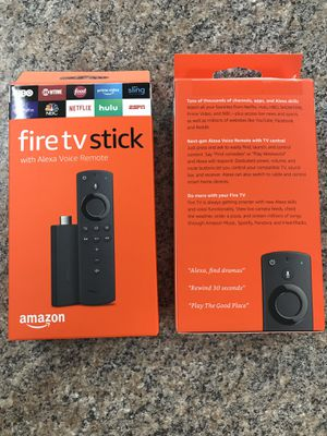 Fire tv stick for Sale in Arlington, TX
