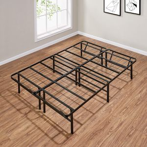 King size metal bed frame for Sale in Newington, CT