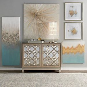 Z Gallerie Cabinet for Sale in Los Angeles, CA