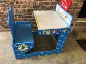 Kids learning table and chair for Sale in Decatur, GA