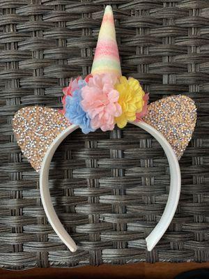 Unicorn Headband for Sale in San Diego, CA