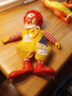 Ronald McDonald for Sale in Portsmouth, VA