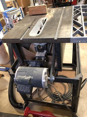 "Craftsman 10"" Table Saw for Sale in North Springfield, VA"