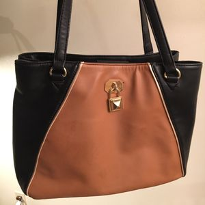 Handbag Black/Brown by Nicole for Sale in French Creek, WV