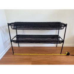 shoe rack (holds ~16-20 pairs of shoes) for Sale in Culver City,  CA