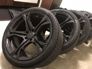 """MRR 1LE 20"""" Rims, Tires w/ TPMS & Lug Nuts(Lock) for Sale in St. Louis, MO"""