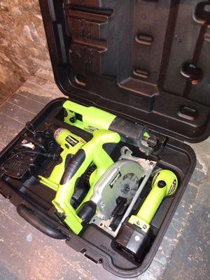 Kawasaki Drill Combo for Sale in Syracuse, NY