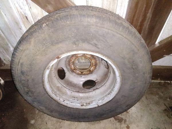 WINNIEBAGO Motorhome RIM & spare tire Itasca