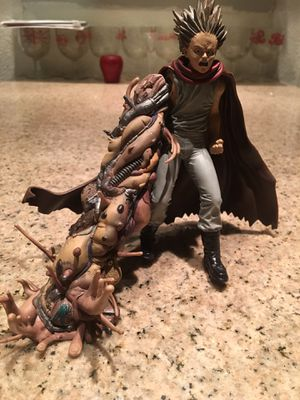 Akira Tetsuo McFarlane Toys 2000 Action figure for Sale in El Monte, CA