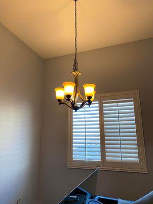 Light fixtures for Sale in Nuevo, CA