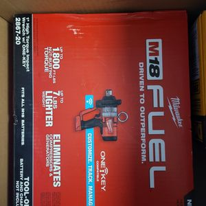 Milwaukee impact wrench LOWEST PRICE HERE for Sale in Queens, NY