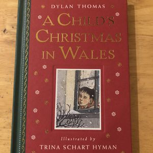 A Child's Christmas in Wales: Gift Edition for Sale in Gilbert, AZ