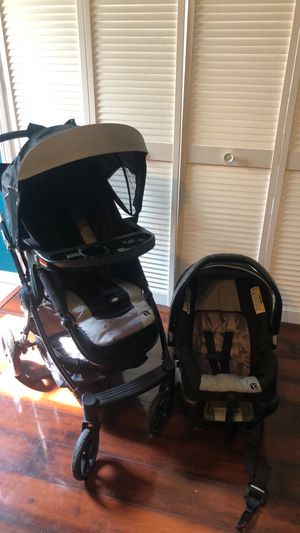 Bay Trend Stroller and Car Seat Set for Sale in Norfolk, VA