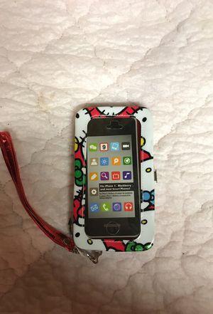 iPhone/wristlet for Sale in Denver, CO