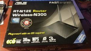 Asus N300 wireless router. New for Sale in San Lorenzo, CA