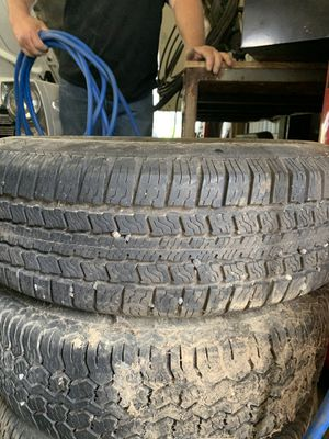 6 lug trailer tires and wheels for Sale in Olympia, WA