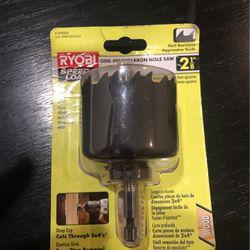 """Ryobi carbon Hole Saw 2 1/8"""" for Sale in Scottsdale,  AZ"""