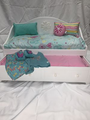 American Girl Doll bed for Sale in Riverside, NJ
