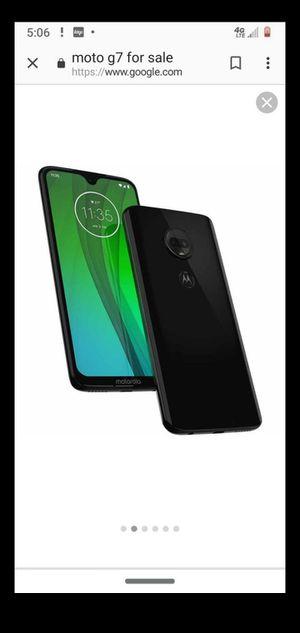 Metro pcs Motorola G7 for Sale in Graham, WA