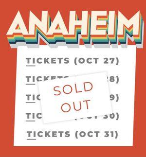 Kaskade Tuesday- Anaheim for Sale in Orange, CA