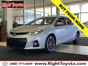 2015 Toyota Corolla for Sale in Scottsdale, AZ