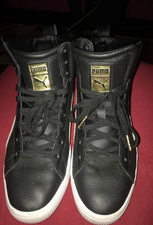 Puma high tops size 8 for Sale in Brentwood, MD