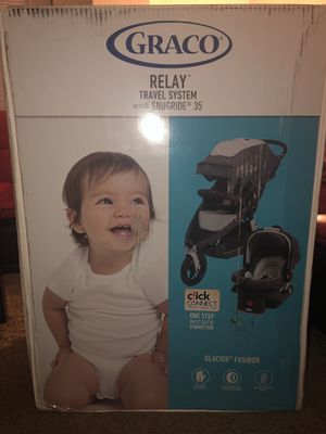 Graco Travel System With Snugride 35 for Sale in Washington, DC