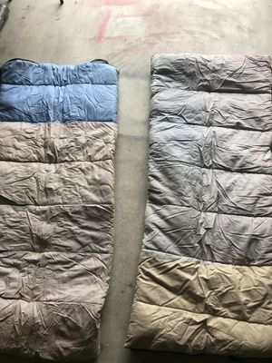 Set of Two Sleeping Bags for Sale in Columbia, SC