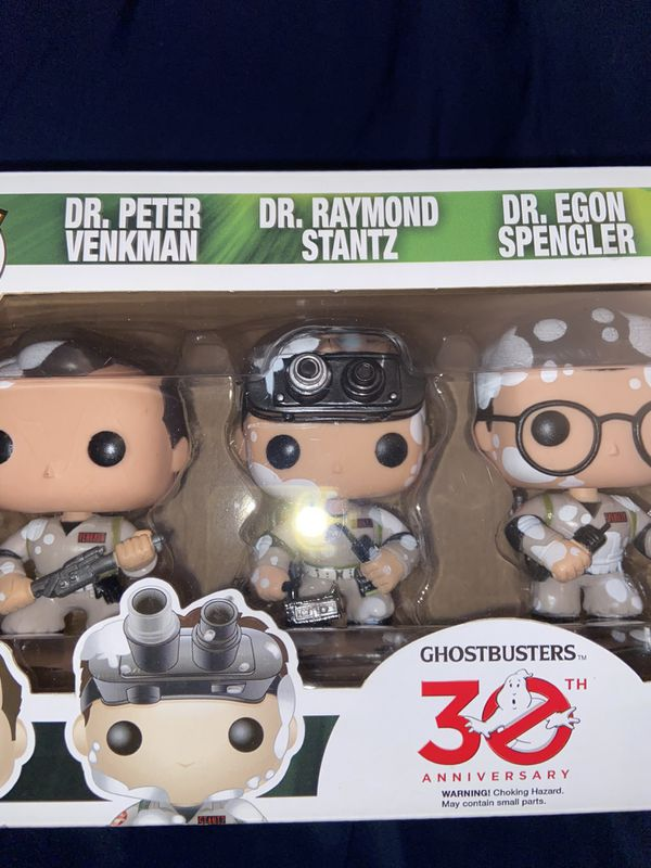 2014 SDCC Ghostbusters 4-Pack Funko Pop