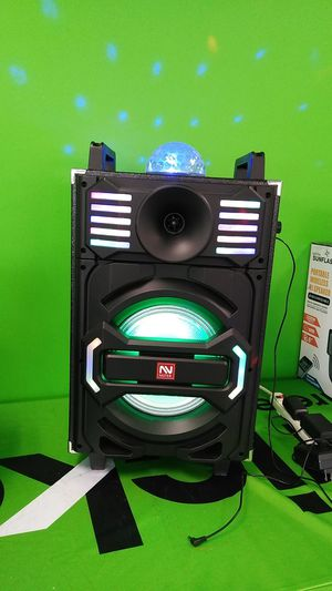 Bluetooth speaker for Sale in Fort Meade, FL