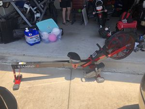 Stamina Air Rower for Sale in Frisco, TX
